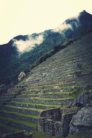 Bog, paperback Sacred Valley in Peru South America Journal af Cool Image