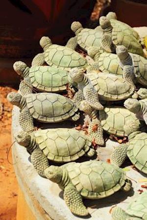 Bog, paperback Earthenware Pottery Turtles Journal af Cs Creations