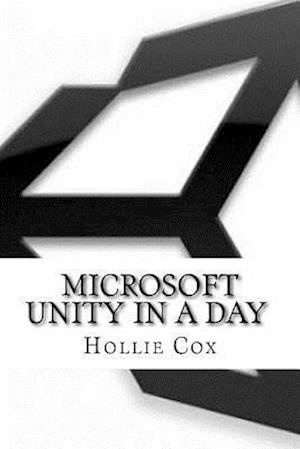 Microsoft Unity in a Day