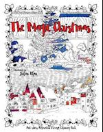 The Magic Christmas Colouring Book