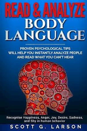 Bog, paperback Read & Analyze Body Language. af Scott G. Larson