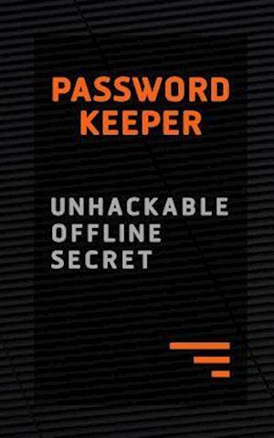 Bog, paperback Password Keeper af G. Sherlock