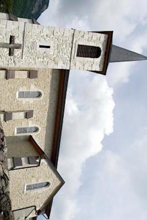 Bog, paperback Billieme Saint Pierre Church Exterior in France af Unique Journal