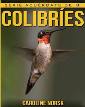Bog, paperback Colibries af Caroline Norsk