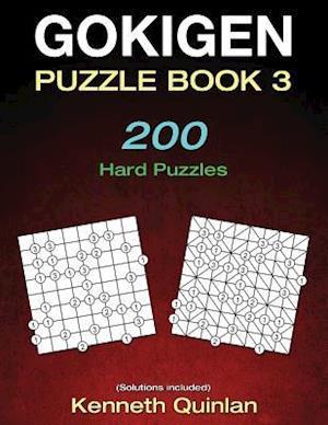 Bog, paperback Gokigen Puzzle Book 3 af Kenneth Quinlan