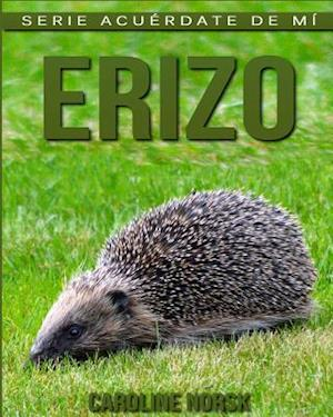Bog, paperback Erizo af Caroline Norsk