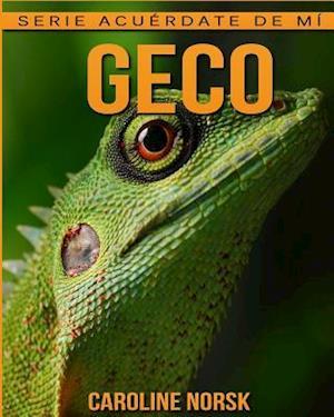 Bog, paperback Geco af Caroline Norsk