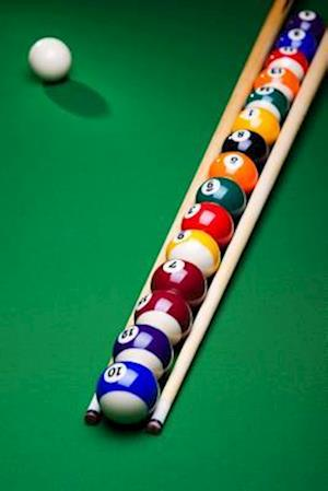 Bog, paperback Billiards in the Library Game Journal af Cs Creations