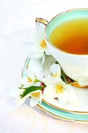 Bog, paperback Jasmine Flowers and a Cup of Jasmine Tea Journal af Cs Creations