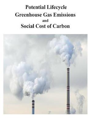 Bog, paperback Potential Lifecycle Greenhouse Gas Emissions and Social Cost of Carbon af U. S. Bureau of Ocean Energy Management