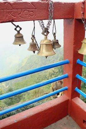 Bog, paperback Small Bronze Bells at Manakama Mandir Nepal Journal af Cs Creations