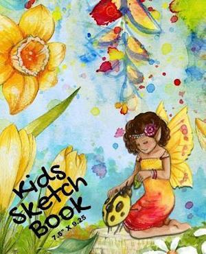 Bog, paperback Kids Sketch Book 7.25 X 9.25 af Signature Planner Journals