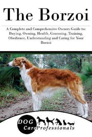Bog, paperback The Borzoi af Dog Care Professionals