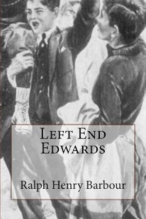 Bog, paperback Left End Edwards af Ralph Henry Barbour