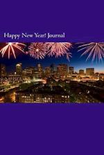 Happy New Year! Journal