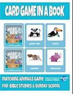Card Game in a Book - Noah's Ark