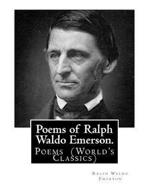 Bog, paperback Poems of Ralph Waldo Emerson. by af Ralph Waldo Emerson