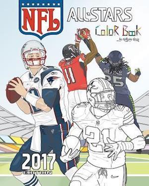 Bog, paperback NFL All Stars 2017 af Anthony Curcio