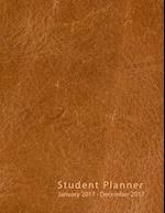 Student Planner 2017 af Beliveau Imprimer