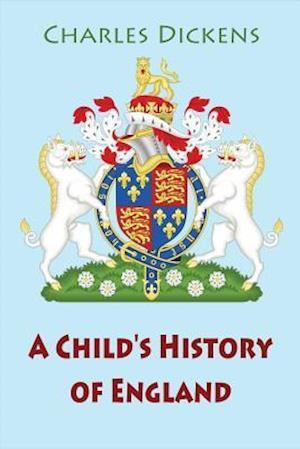 Bog, paperback A Child's History of England af Charles Dickens