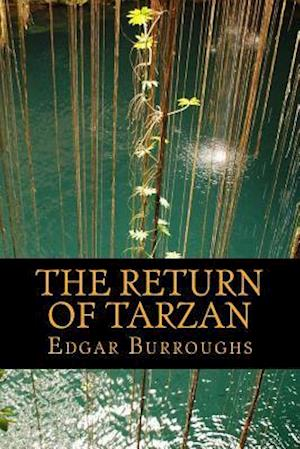 Bog, paperback The Return of Tarzan af Edgar Rice Burroughs