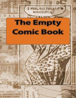 Bog, paperback The Empty Comic Book af One Jacked Monkey Publications