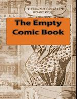 The Empty Comic Book