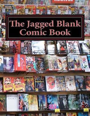 Bog, paperback The Jagged Blank Comic Book af One Jacked Monkey Publications