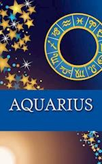 Aquarius af Horoscope Blank Notebook