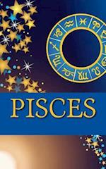 Pisces af Horoscope Blank Notebook