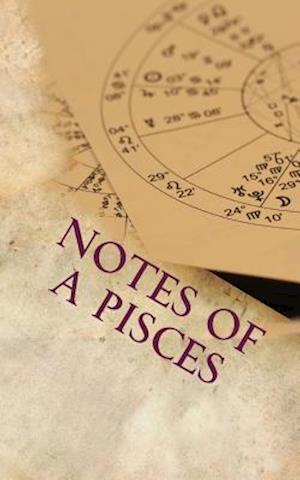 Bog, paperback Notes of a Pisces af Horoscope Blank Notebook