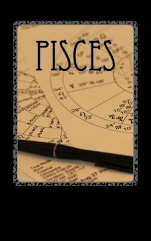 Bog, paperback Pisces (Journal) af Horoscope Blank Notebook