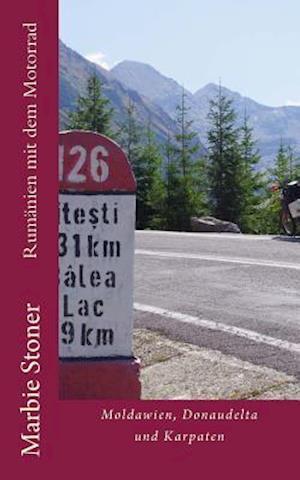 Rumanien Mit Dem Motorrad