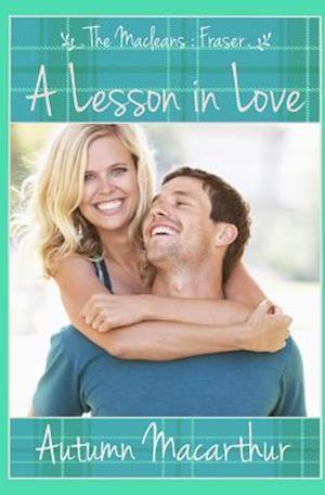 Bog, paperback A Lesson in Love af Autumn MacArthur