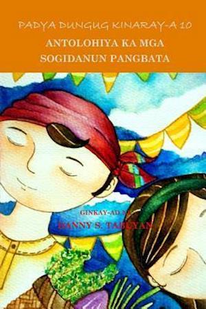 Bog, paperback Padya Dungug Kinaray-A 10 af Danny S. Tabuyan