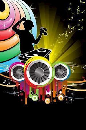 Bog, paperback DJ Cranking Out Music for You Journal af Cool Image