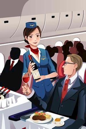 Bog, paperback Flight Attendant Journal af Cool Image