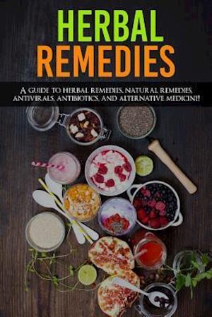 Bog, paperback Herbal Remedies af Amanda Ross
