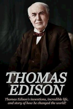 Bog, paperback Thomas Edison af Andrew Knight