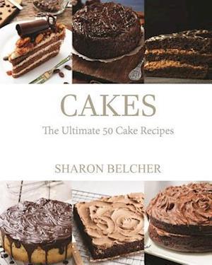 Bog, paperback Cakes af Sharon Belcher