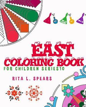 Easy Coloring Book for Children Series10