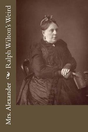Bog, paperback Ralph Wilton's Weird af Mrs Alexander