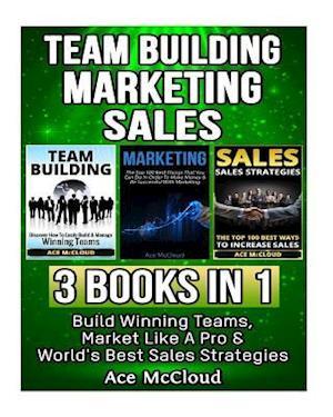 Bog, paperback Team Building af Ace Mccloud