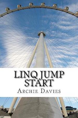 Bog, paperback Linq Jump Start af Archie Davies