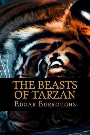 Bog, paperback The Beasts of Tarzan af Edgar Rice Burroughs