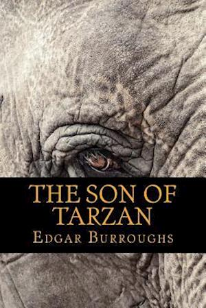 Bog, paperback The Son of Tarzan af Edgar Rice Burroughs