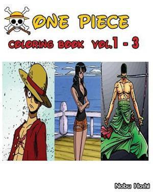 Bog, paperback One Piece af Nobu Hoshi