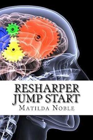 Bog, paperback Resharper Jump Start af Matilda Noble