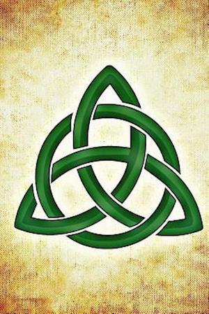 Bog, paperback Green Irish Celtic Symbol af Unique Journal