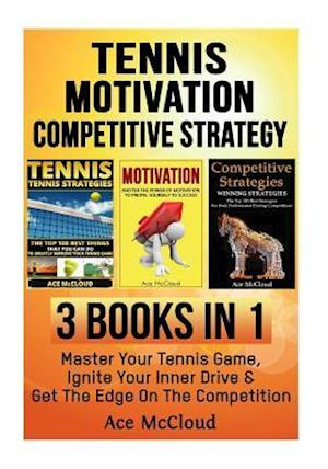 Bog, paperback Tennis af Ace Mccloud